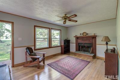 Chapel Hill Single Family Home For Sale: 8004 Union Grove Church Road
