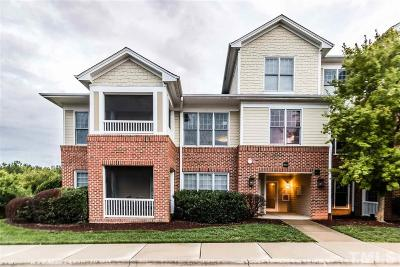 Cary Condo Contingent: 824 Waterford Lake Drive #800