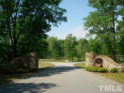 Dunn Residential Lots & Land For Sale: 475 N River Bluff Drive