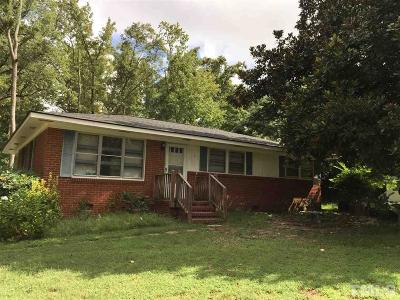 Knightdale Single Family Home Contingent: 110 Maple Street