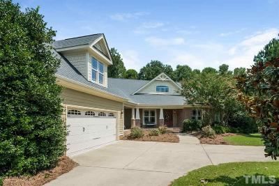Johnston County Single Family Home Contingent: 2360 King Mill Road
