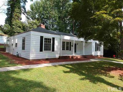 Single Family Home For Sale: 540 Oak Street