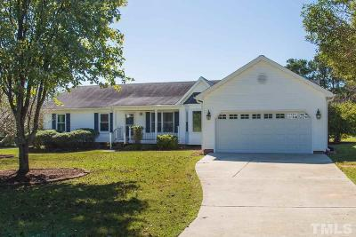 Single Family Home For Sale: 612 Canady Court