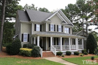 Heritage Single Family Home For Sale: 1221 Colonial Club Road