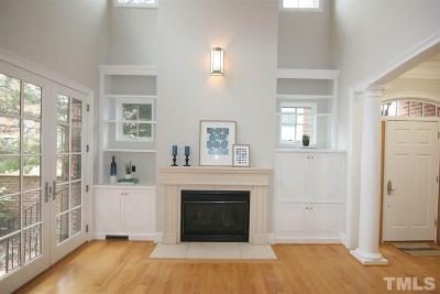 Chapel Hill Townhouse For Sale: 200 Village Gate Drive
