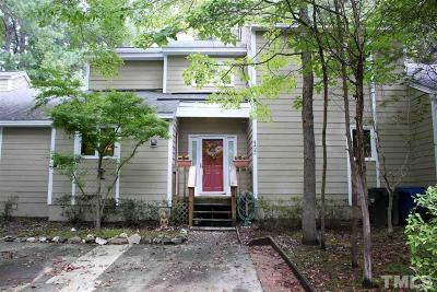 Durham County Townhouse For Sale: 4422 Beechnut Lane