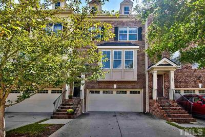 Cary Townhouse Contingent: 427 Panorama Park Place