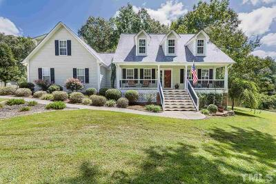 Single Family Home Contingent: 177 Saddle Ridge Drive
