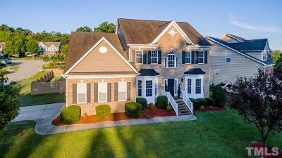 Holly Springs Single Family Home For Sale: 200 Quarryrock Road