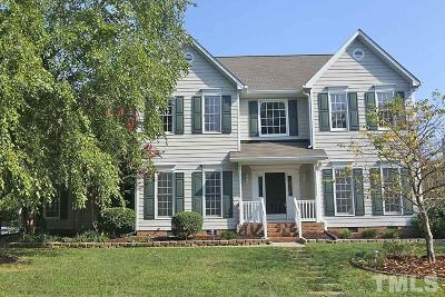 Single Family Home For Sale: 101 Mereworth Place