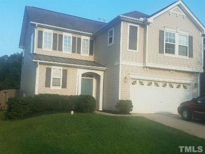 Holly Springs Single Family Home For Sale: 133 Bikram Drive