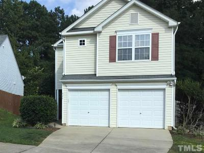 Holly Springs Rental For Rent: 924 Stinson Drive