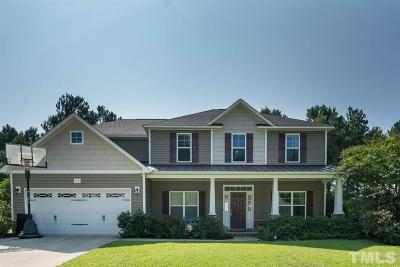 Clayton NC Single Family Home For Sale: $298,900