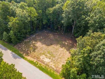 Johnston County Residential Lots & Land Contingent: 64 Fort Boone Court