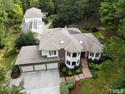 Raleigh Single Family Home For Sale: 10037 Sycamore Road