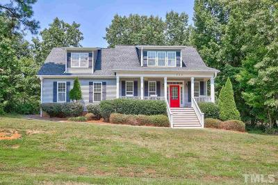 Harnett County Single Family Home For Sale: 748 Ruth Circle