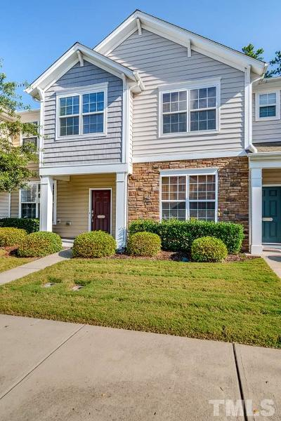 Morrisville Townhouse Contingent: 1807 Grace Point Road