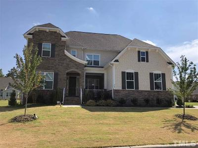 Cary Single Family Home For Sale: 909 Uprock Drive