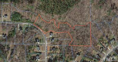 Franklinton Residential Lots & Land Pending: 3695 Summer Springs Drive