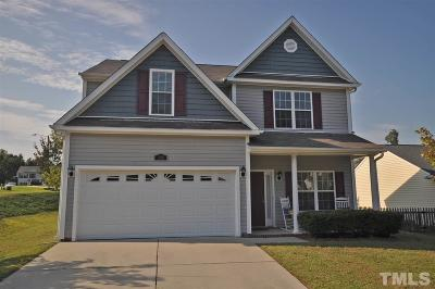 Knightdale Single Family Home Pending: 208 Citrine Court