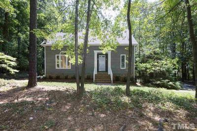 Holly Springs Single Family Home Pending: 4521 Briarglen Lane
