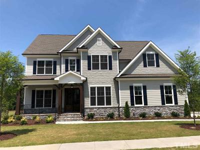 Cary Single Family Home For Sale: 1701 Cooper Bluff Place