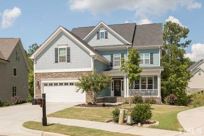 Chatham County Single Family Home For Sale: 107 Harbin Ridge Court