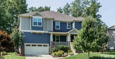 Apex Single Family Home For Sale: 104 Shadow Mist Court