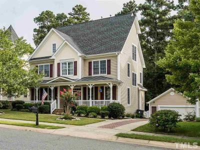 Morrisville Single Family Home Contingent: 260 Star Magnolia Drive