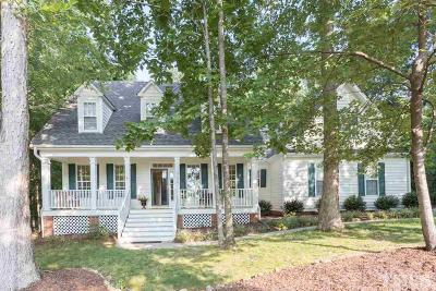 Oliver Creek Single Family Home For Sale: 5704 Voorhees Lane