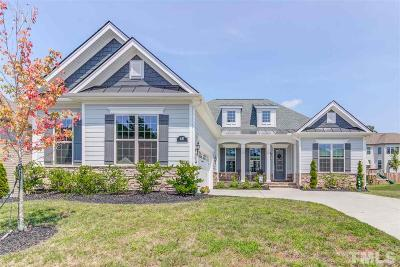 Durham Single Family Home Contingent: 637 Swift Creek Crossing