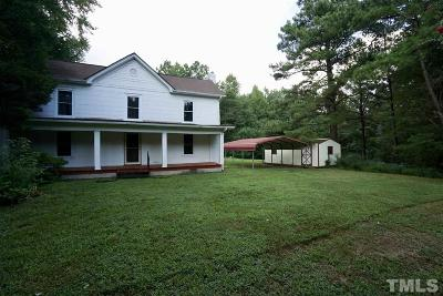 Oxford Single Family Home For Sale: 5700 Cornwall Road