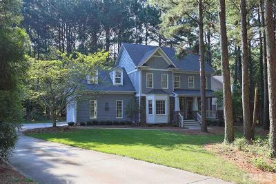 Wake Forest NC Single Family Home For Sale: $379,900