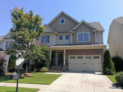 Cary Single Family Home For Sale: 1536 Onyx Creek Drive
