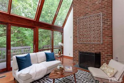 Chapel Hill Townhouse For Sale: 106 Arbutus Place