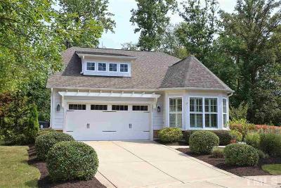 Chapel Hill Single Family Home For Sale: 301 Serenity Hill Circle