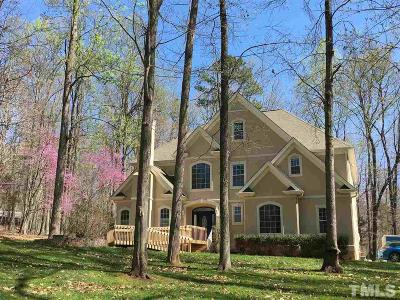 Durham Single Family Home For Sale: 6108 Maple Leaf Drive