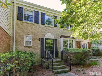 Townhouse For Sale: 3003 Wycliff Road
