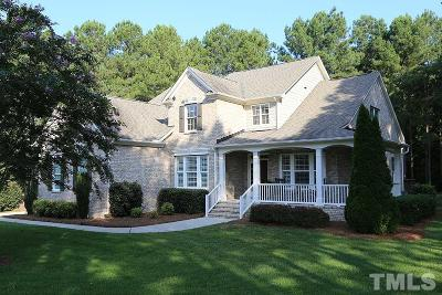 Wake Forest Single Family Home For Sale: 1013 White Fir Drive