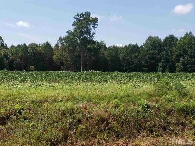 Franklin County Residential Lots & Land For Sale: Cheeks Quarter Road