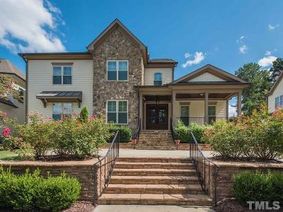 Raleigh Single Family Home For Sale: 3407 Bridgeton Park Drive