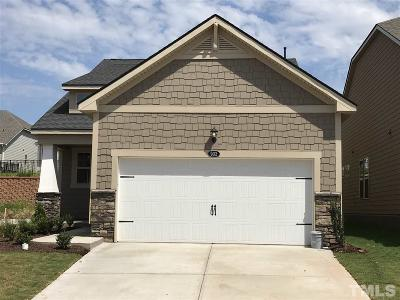 Durham Single Family Home For Sale: 903 Atticus Way #Lot 324