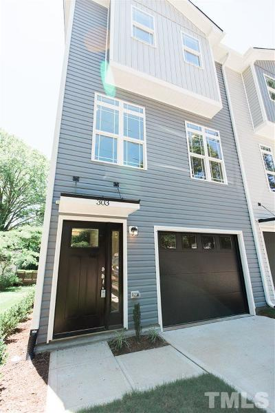 Townhouse For Sale: 303 Holloway Street
