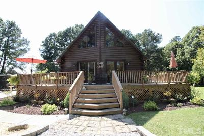 Youngsville Single Family Home Contingent: 5712 Preakness Place