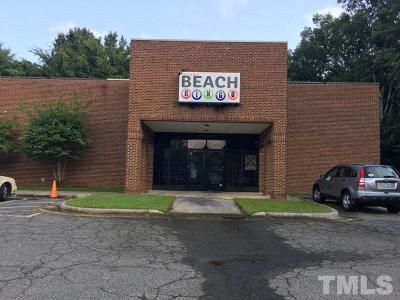 Durham Commercial For Sale: 105 Infinity Road