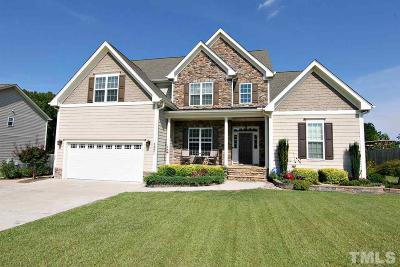 Holly Springs Single Family Home For Sale: 5921 Rounder Lane