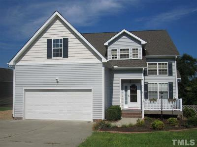 Smithfield Single Family Home For Sale: 54 Peacemaker Lane