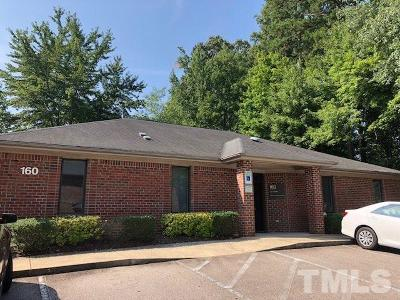 Cary Commercial For Sale: 160 Iowa Lane