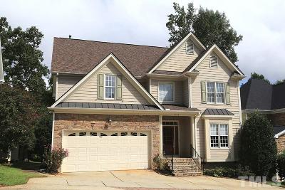 Raleigh Single Family Home For Sale: 3724 Congeniality Way