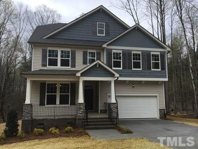 Franklinton Single Family Home For Sale: 1737 River Club Way #Lot 210